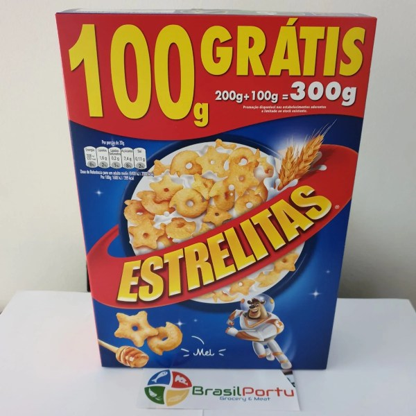 fot Nestlé Estrelitas 300g