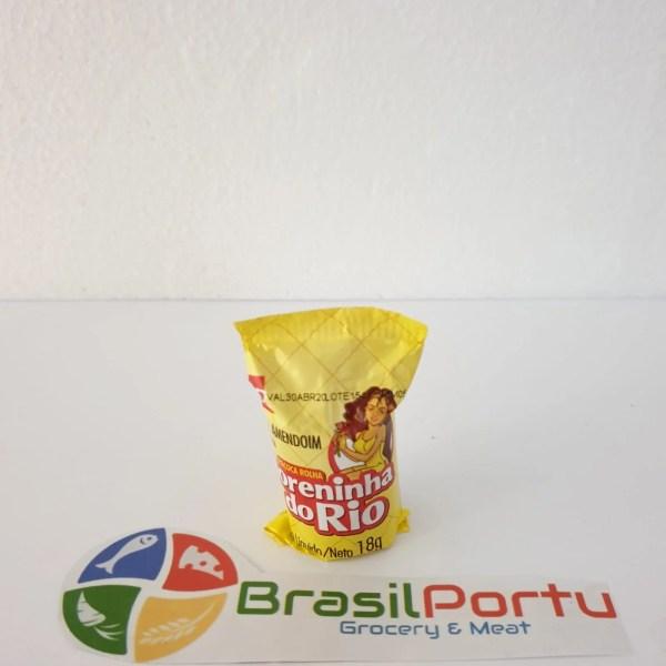 foto Paçoca Menina do Rio 18g