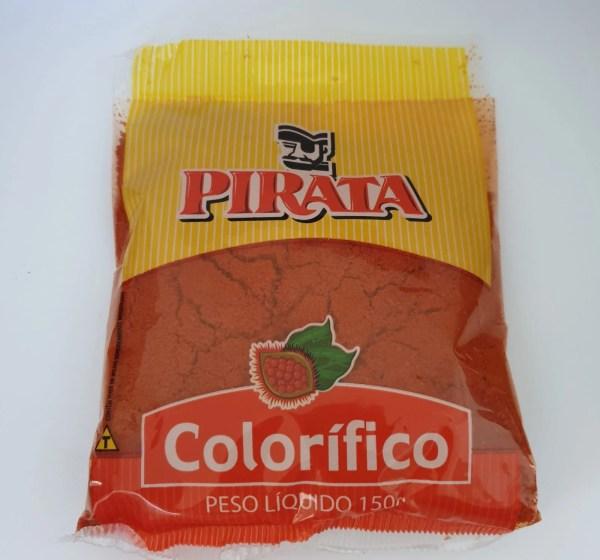 foto Pirata Colorífico 150g