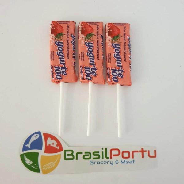 foto Pirulito Yogurte Unidade