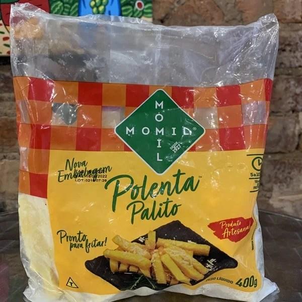 foto Polenta Palito 400g