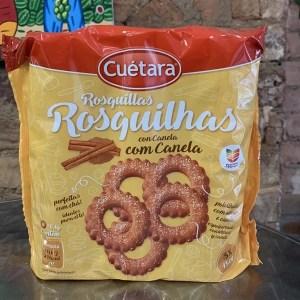 foto Rosquilhas com Canela 450g
