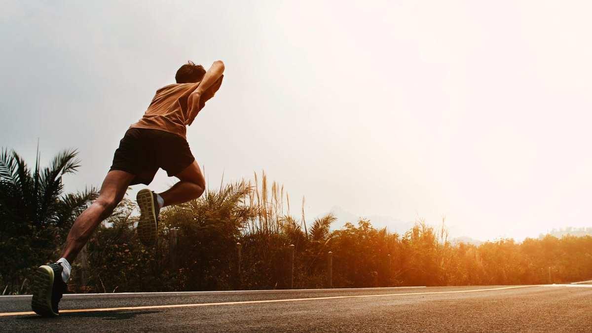 Mais velocidade. Dicas de como correr mais rápido.