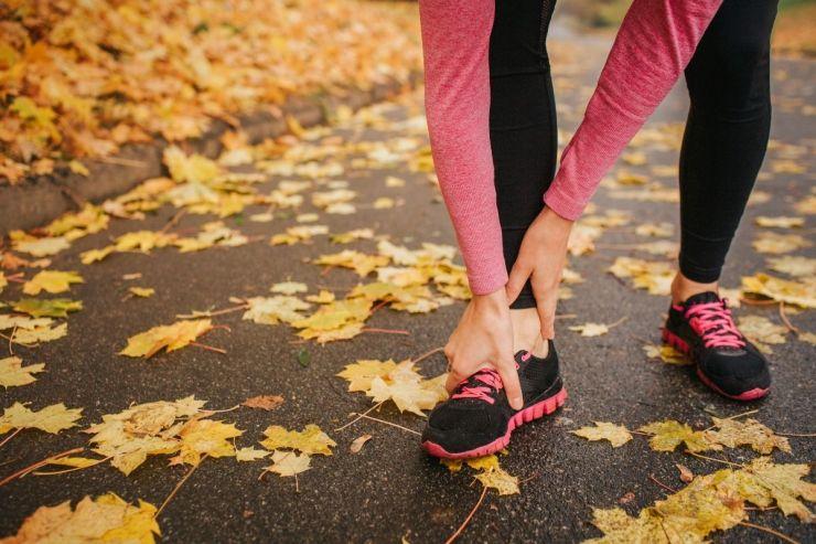 caminhar pode causar lesões