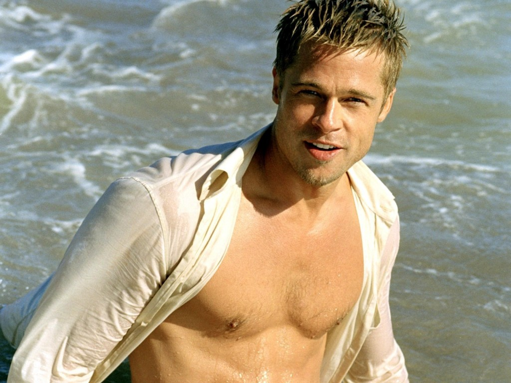 Brad Pitt Body Measurements