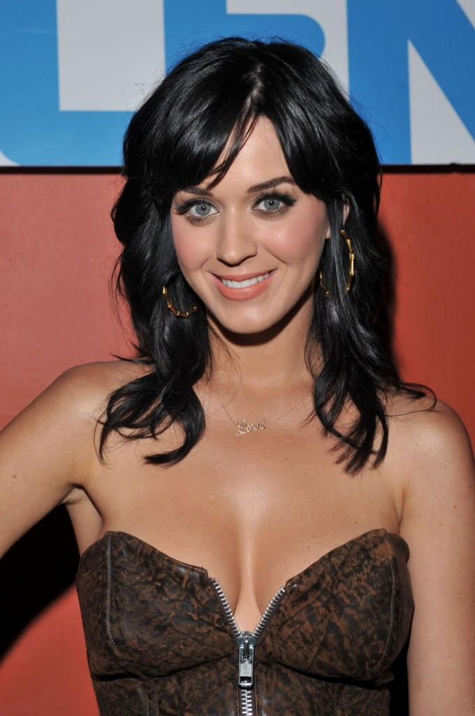 Katy Perry Bra Size
