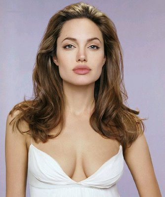 Angelina Jolie Bra Size