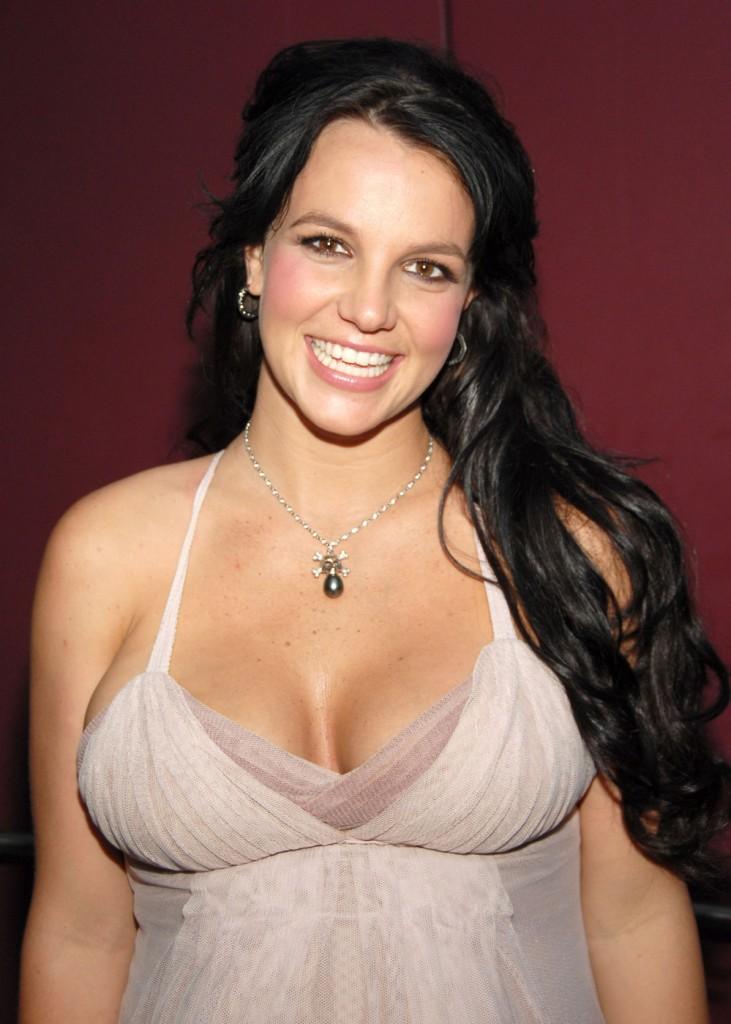 Britney Spears Bra Size