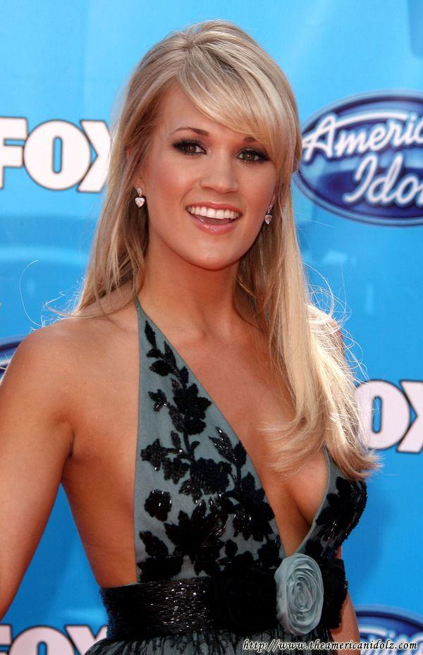 Carrie Underwood Bra Size