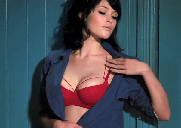 Gemma Arterton Bra Size