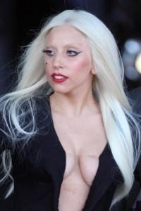 Lady Gaga Bra Size
