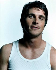 Christian Bale Chest and Biceps Size