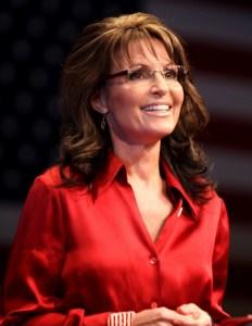 Sarah Palin Bra Size