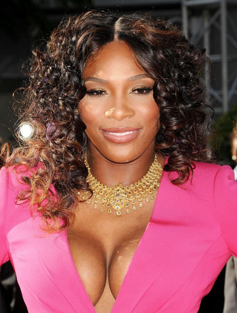 Serena Williams Bra Size