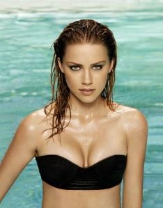 Amber Heard Bra Size
