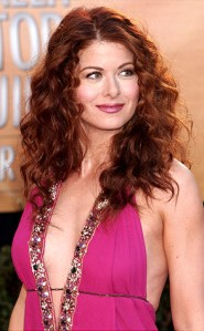 Debra Messing Bra Size