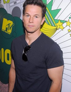 Mark Wahlberg Biceps Size