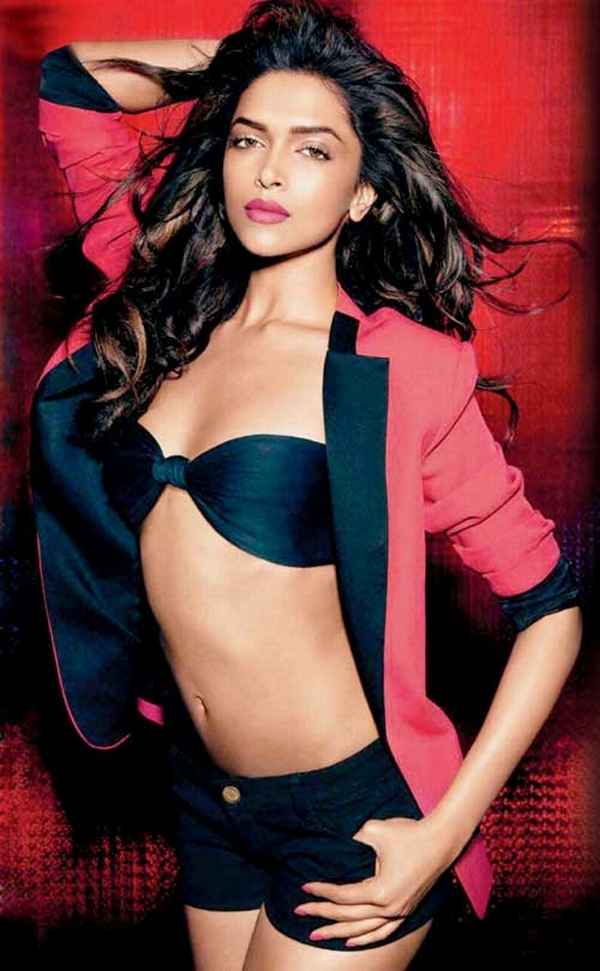 Deepika Padukone Bra Size