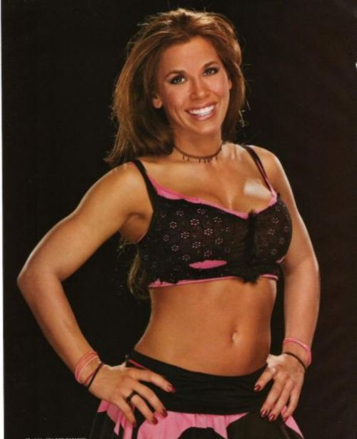 Mickie James Bra Size