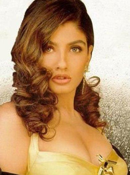 Raveena Tandon  Bra Size