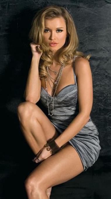 Joanna Krupa Bra Size