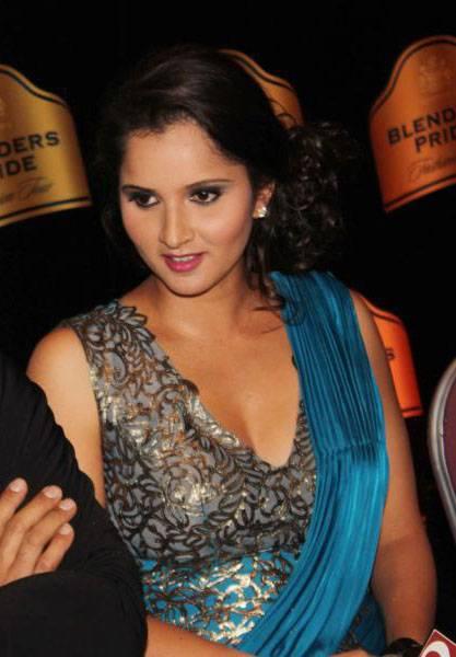 Sania Mirza Bra Size