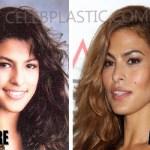 Eva Mendes Nose Job Plastic Surgery