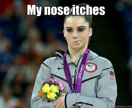 Impressing Nose