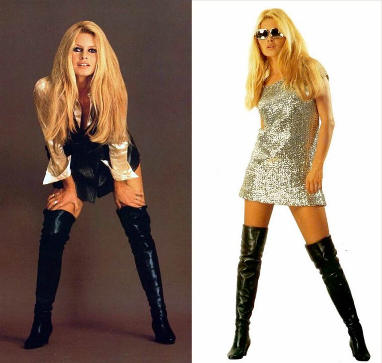 Brigitte Bardot Bra Size