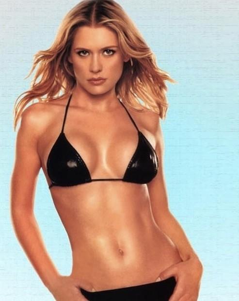 Celeb Weight-Loss Winners - KRISTY SWANSON : People.com |Kristy Swanson Weight Gain