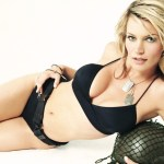 Natasha Henstridge Bra Size and Measurement