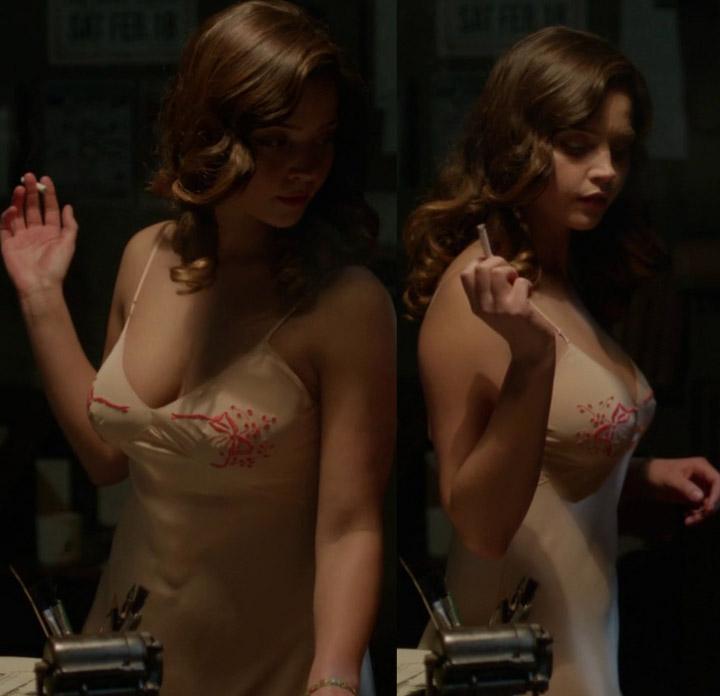 Jenna Coleman Bra Size View
