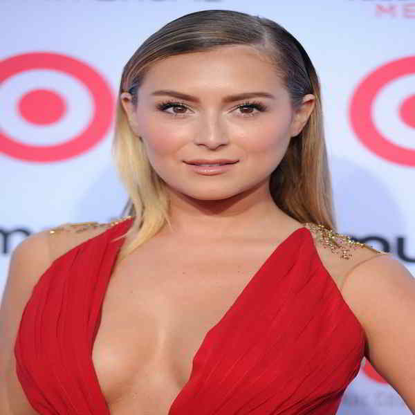 Alexa Vega Bra Size Measurements