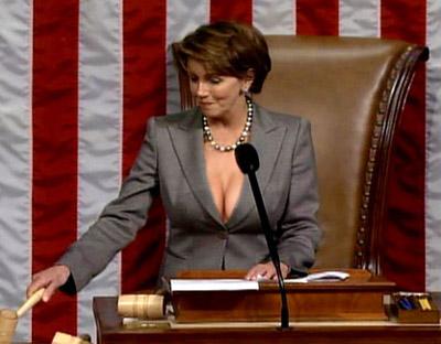 Nancy pelosi big boobs