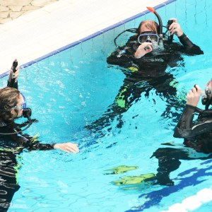 Open Water Diver Course: Referral, Classroom