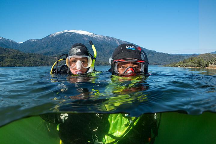 Altitude Diver (Photo Credit - PADI)