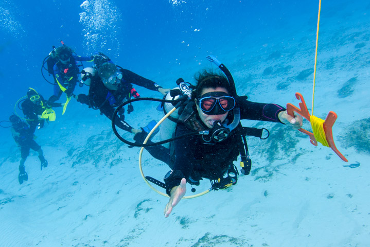 Drift Diver (Photo Credit - PADI)