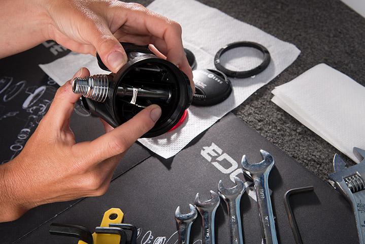 Equipment Specialist (Photo Credit - PADI)