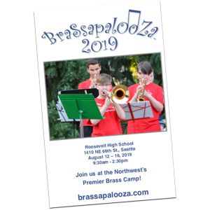 Brassapalooza Brochure / Application Download
