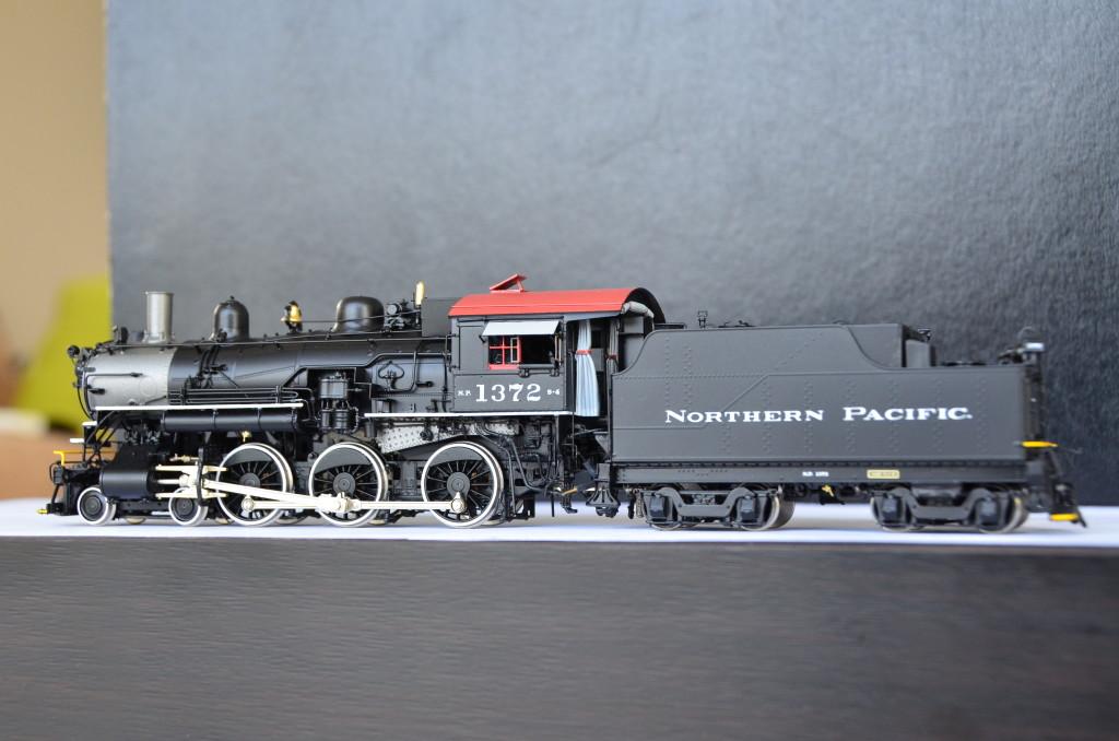 Steam Locomotive Cab Rides