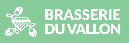 Logo de la Brasserie du Vallon (version 6)