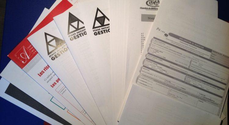 Les documents du SPI, un beau paquet de 600g tout de même