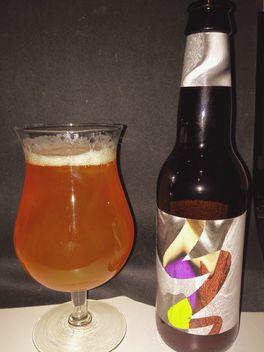 Santas Hibernation, une American Wheat Beer à la bouteille originale et aux saveurs houblonnées