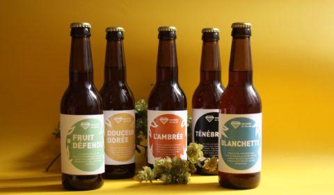 Toutes les bières - photo étiquette de bière - Brasserie du Vallon - micro-brasserie artisanale d'Alsace