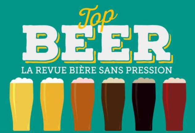 TopBeer.fr La revue bière sans pression