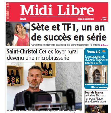 Article Midi Libre Petit Caboulot