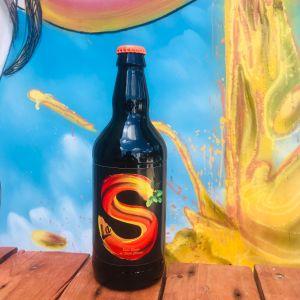 Bouteille bière artisanale La S