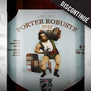 Porter Robuste - Brasseurs du Monde
