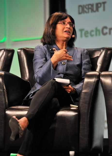 Padmasree Warrior U.S. CEO and chief development officer for Chinese electric autonomous vehicle startup NIO,