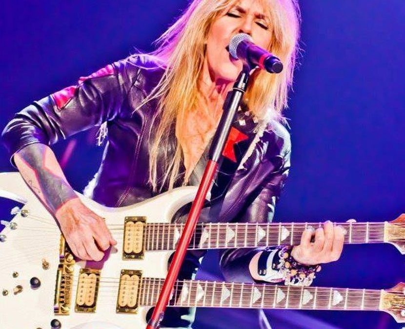 26: Lita Ford – On Fans, Music, Shoes, and Brassy Moves